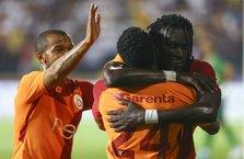 Galatasaray, Osmanlıspor'u 3 golle geçti