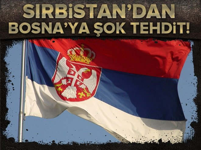 Sırp liderlerden Bosna Hersek hükümetini düşürme tehdidi