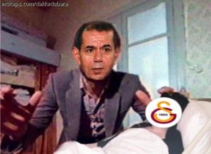 Galatasaray elendi sosyal medya sallandı