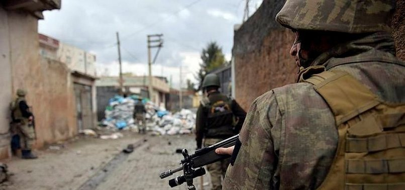 HAİNLER KISTIRILDI: 7 PKK'LI TERÖRİST ÖLDÜRÜLDÜ!