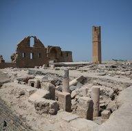 Harran'da bin yıllık parfüm dükkanı bulundu