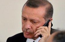 Cumhurbaşkanı Erdoğan,Ürdün Kralı ile görüştü!