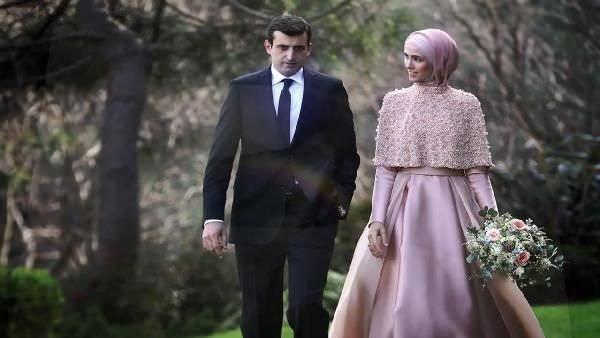 Sümeyye Erdoğan ve Selçuk Bayraktar'ın çok özel fotoğrafları