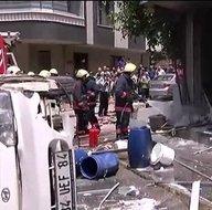 İstanbul'da korkutan patlama..!