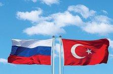 Rusya: Türkiye ile milyon dolarlık anlaşmaya vardık