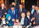 WİLMA ELLES'İN İKİZLERİ DE HUBER KÖŞKÜ'NDEYDİ