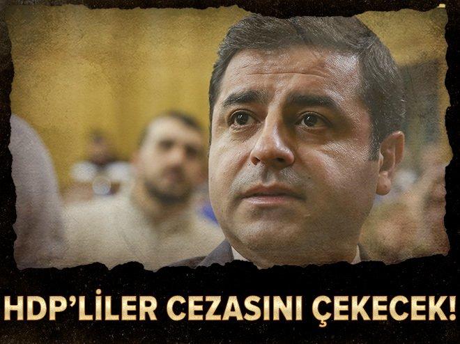 """""""Demirtaş'tan davacı olacağım"""""""