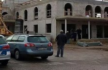 Almanya'da Fatih Camii'ne saldırı düzenlendi