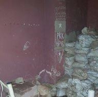 PKK'lı kalleşlerin Diyarbakır'da kazdığı tünelin fotoğrafları