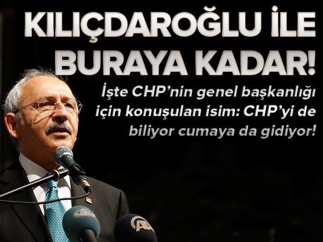 Kılıçdaroğlu ile buraya kadar! İşte yerine konuşulan isim...