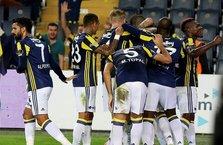 Fenerbahçe, Gaziantep'i zor geçti