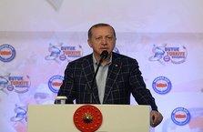 Erdoğan rest çekti: Türkiye kimsenin şamaroğlanı değil