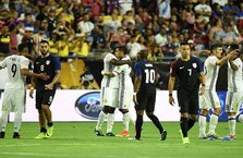 Copa America 2016'da 3. Kolombiya oldu!