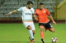 Gueyeli Adanaspor siftah yaptı