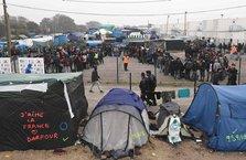 Sığınmacılar tahliye ediliyor