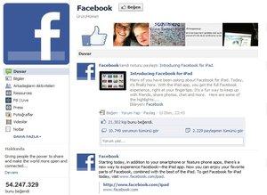 Facebook'tan en çok beğenilen 25 sayfa