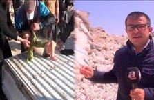 A Haber insanlığın yerle bir olduğu İdlib'de