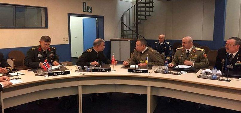 GENELKURMAY'DAN 'NATO TOPLANTISI' AÇIKLAMASI