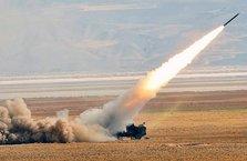 Kilis'e atılan roketlere anında cevap verildi