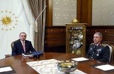 Erdoğan'dan Fırat Kalkanı sonrası 3 önemli görüşme