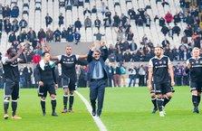 20 alanda Süper Lig'in lideri Beşiktaş