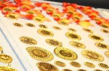 Altın 1,5 ayın en düşük seviyesinde