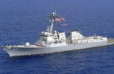 Savaş gemisi ile tanker çarpıştı: Kayıp ve yaralılar var