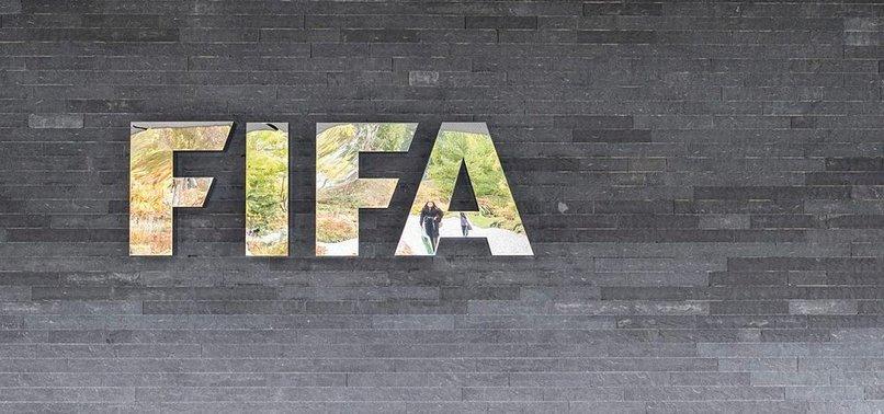 FIFA'DAN RUSYA'YA KONSER YASAĞI