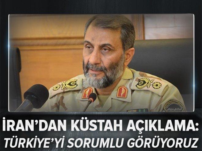 İran, PJAK saldırısından Türkiye'yi sorumlu tuttu width=