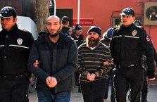 Türkiye'yi tehdit eden hainin kardeşleri tutuklandı