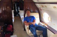 Ronaldo'nun jeti yere çakıldı!