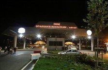 Diyarbakır Havalimanı'na hain saldırı