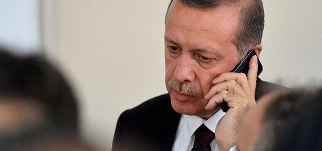 ERDOĞAN'DAN İNGİLTERE'YE TAZİYE TELEFONU