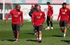 Sneijder ve Hakan Balta şoku