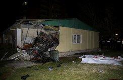 Başkent'te katliam gibi kaza: 4 ölü