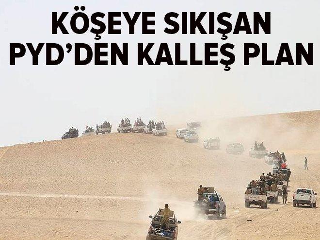 PYD, Türkiye aleyhinde propaganda yapma hazırlığında
