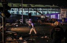 Beşiktaş saldırısında çarpıcı detay