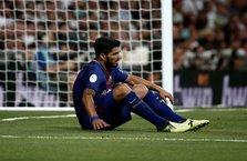 Luis Suarez'den kötü haber