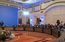 Astana'da Suriye için ortak açıklama