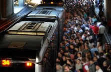Metrobüslerde yeni dönem
