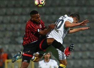 Gençlerbirliği - Fenerbahçe maçından kareler