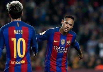 Barça, Eibar engelini güle oynaya geçti!