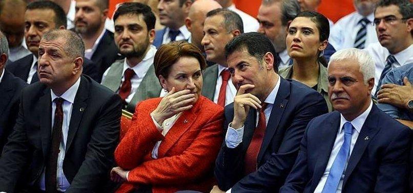 MHP'DE KİRLİ TEZGAH BOZULDU!