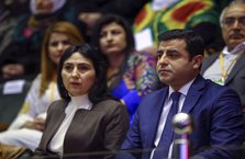 Demirtaş ve Yüksekdağ'a istenen hapis cezası belli oldu