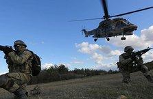 PKK'ya büyük çapta operasyon! 43 yerde...