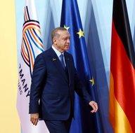 Cumhurbaşkanı Erdoğan, G20 Zirvesi'nde böyle karşılandı