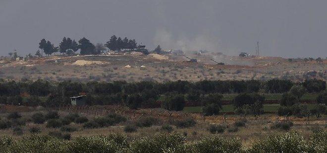 TSK: YPG'NİN SALDIRISINA MİSLİYLE KARŞILIK VERİLDİ