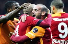 Galatasaray'ın kupa maçı ilk 11'i belli oldu!