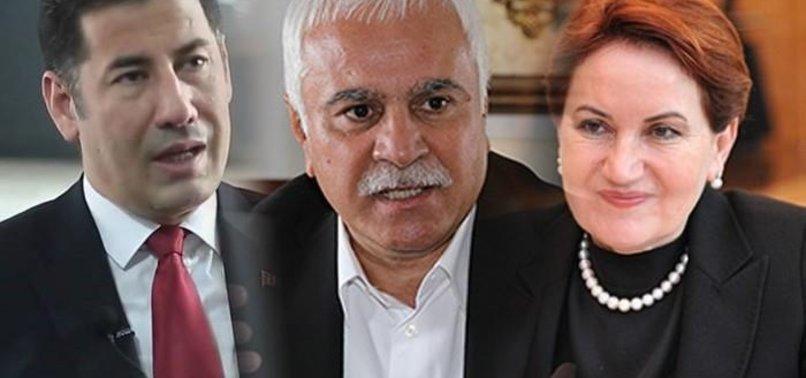 MHP'DE MUHALİFLERDEN YENİ FORMÜL