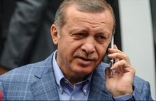 Erdoğan'dan dünya rekortmenine tebrik